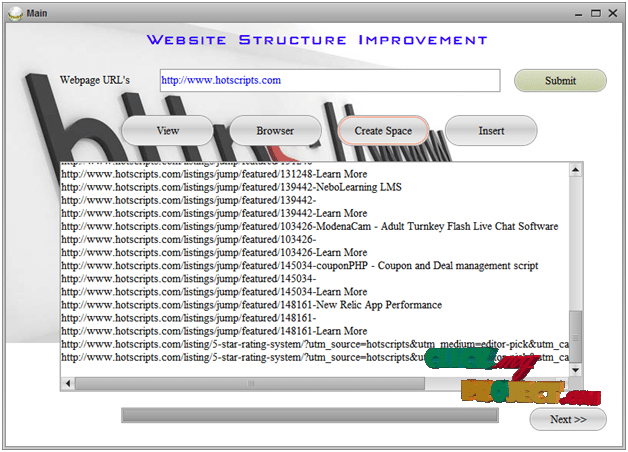 Facilitating Effective User Navigation through Website Structure Improvement| 2014 Projects