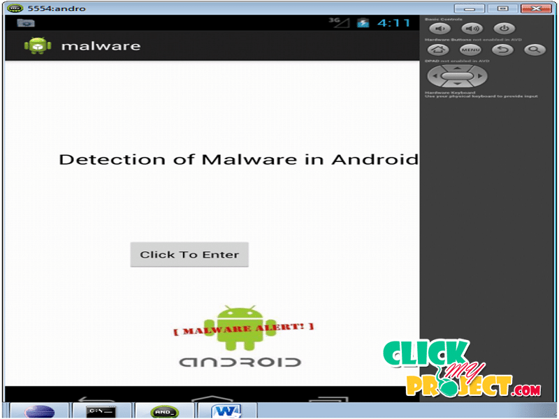 Permission-Based Android Malware Detection| 2014 Projects