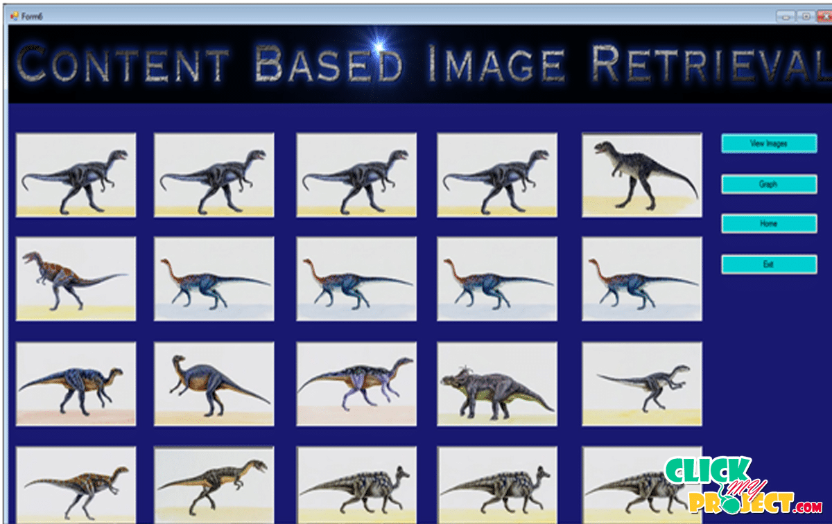 Content-Based Image Retrieval with Graph Theoretic Approach