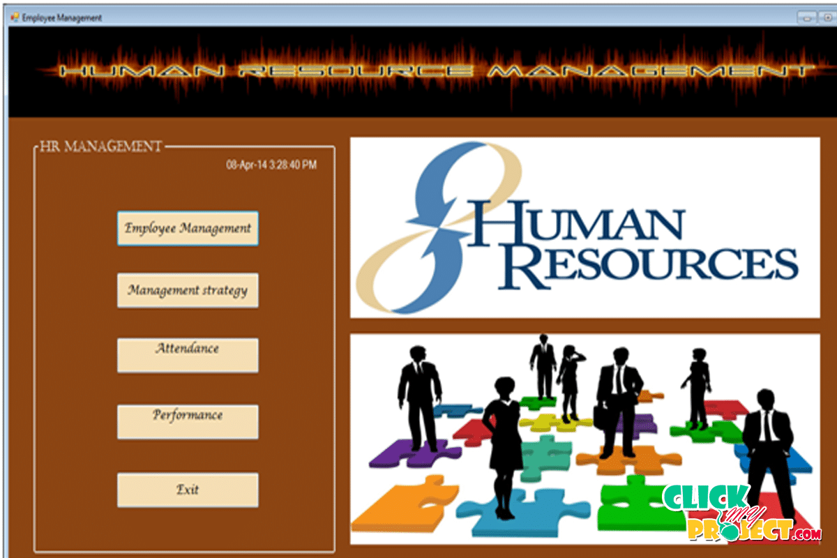 Study of Human resource management | 2014 Projects