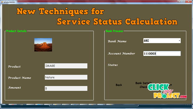 A Novel Method for Calculating Service Reputation| 2014 Projects