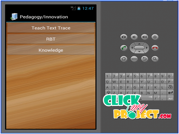 Teaching Smartphones programming using Pedalogy and Innovation