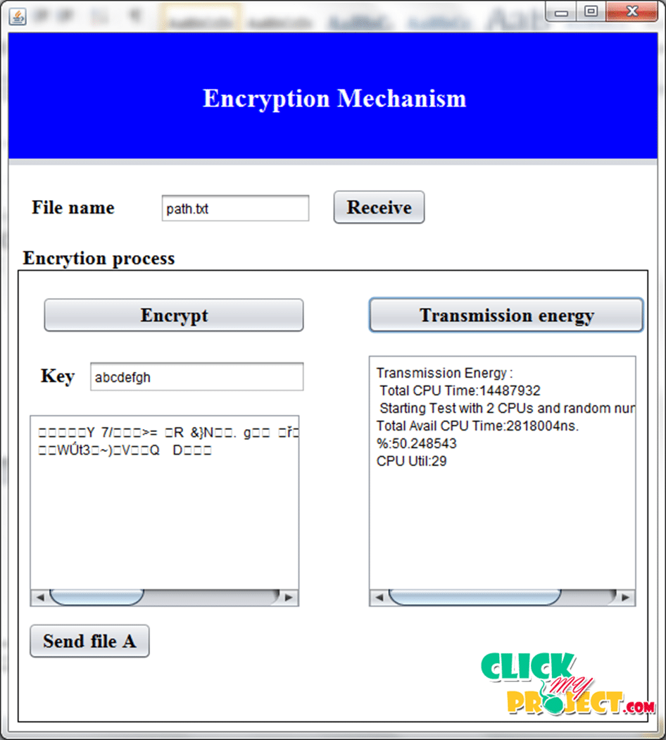 A Lightweight Encryption Scheme for Network-Coded Mobile Ad Hoc Networks | 2015 Projects