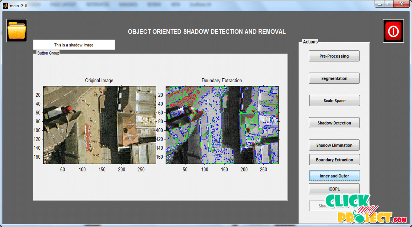 Object-Oriented Shadow Detection and Removal From Urban High-Resolution Remote Sensing Images | 2015 Projects