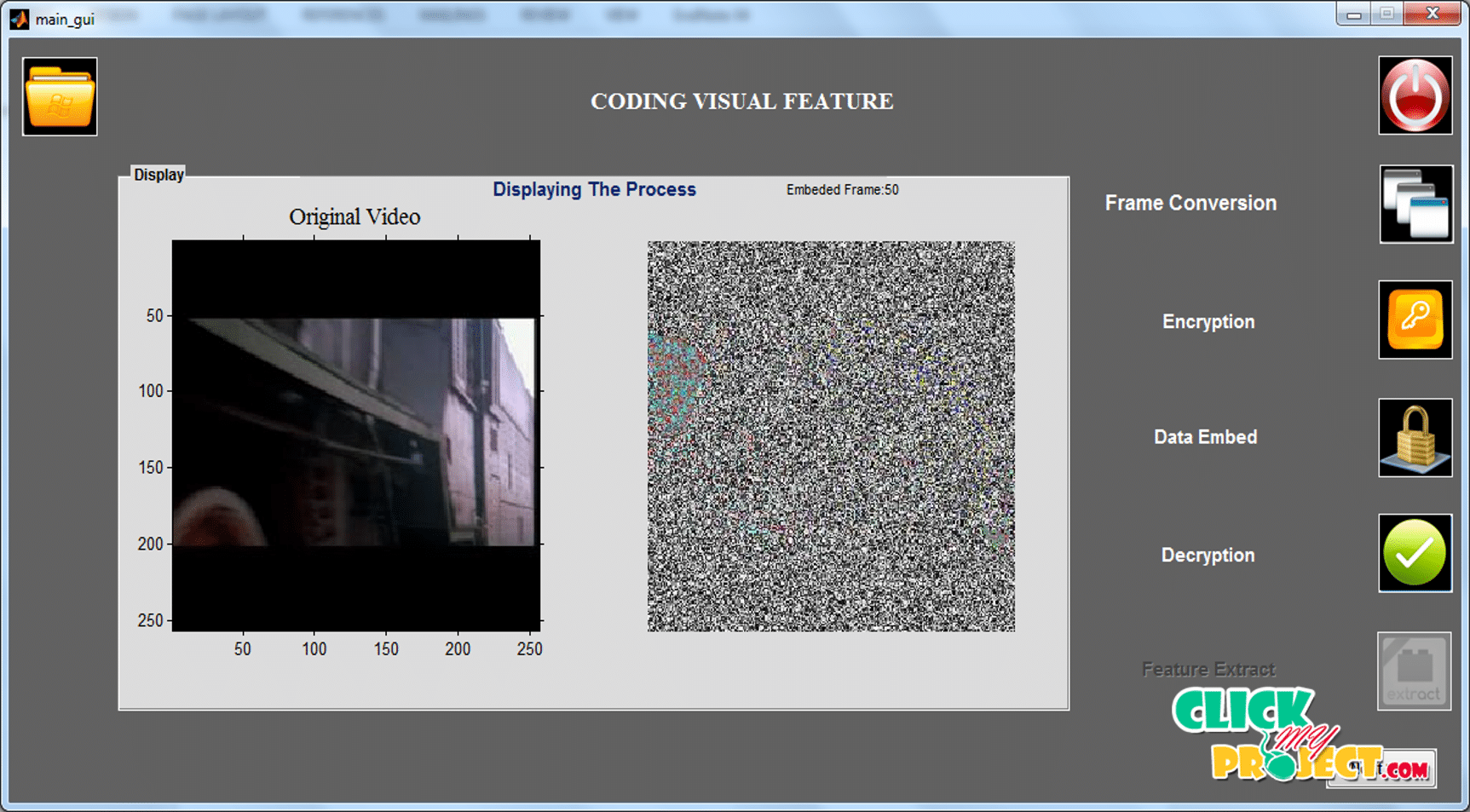 Coding Visual Features Extracted From Video Sequences | 2015 Projects