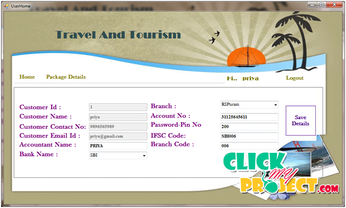 Travel & Tourism | 2015 Projects