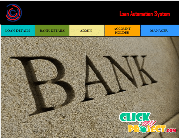 Loan Mangement system | 2015 Projects