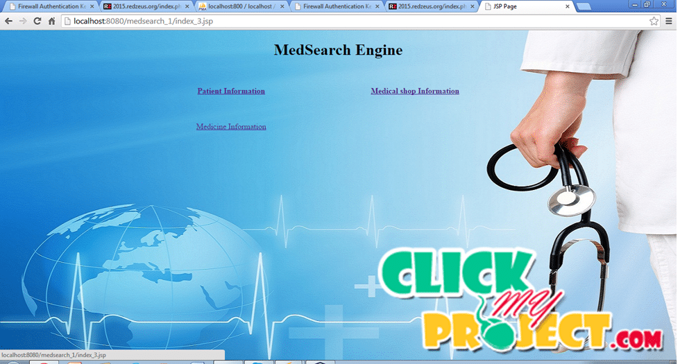 MedSearch | 2015 projects