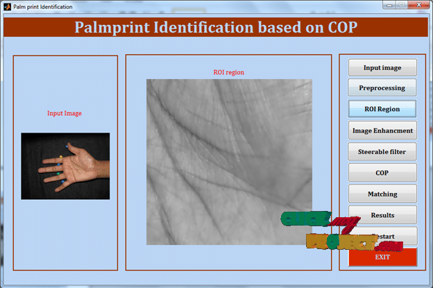 Consistency analysis on orientation features for fast and accurate palmprint identification | 2015 Projects