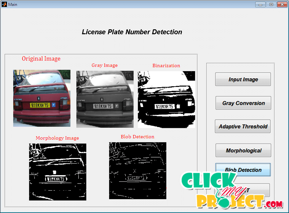 Localization of License Plate Number Using Dynamic Image Processing Techniques and Genetic Algorithms | 2015 Projects
