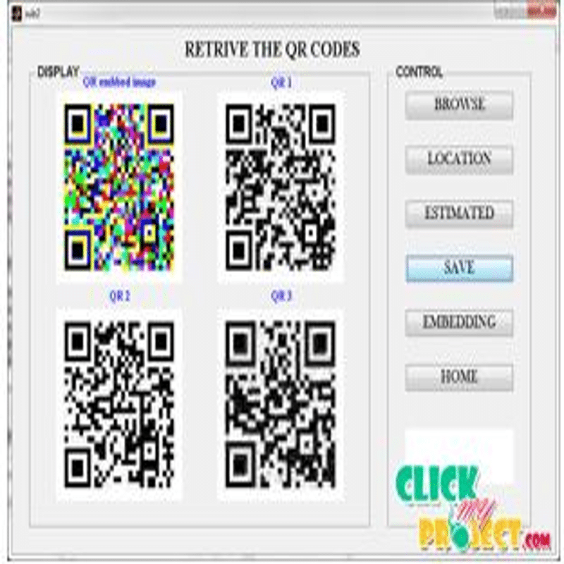 Per-Colorant-Channel Color Barcodes for Mobile | 2015 Projects