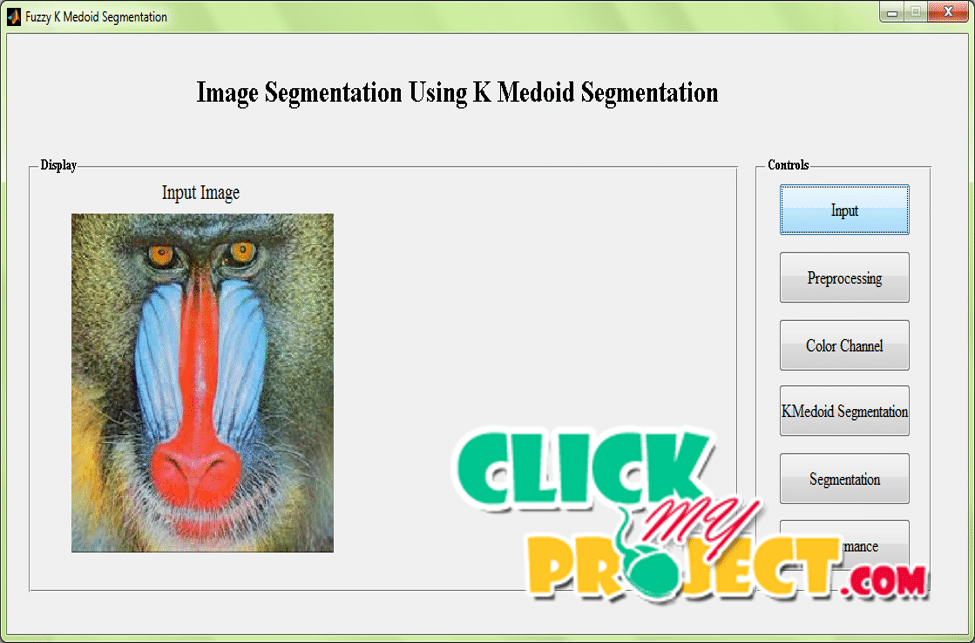 Image Segmentation Using Rough Fuzzy k medoid Algorithm | 2015 Projects