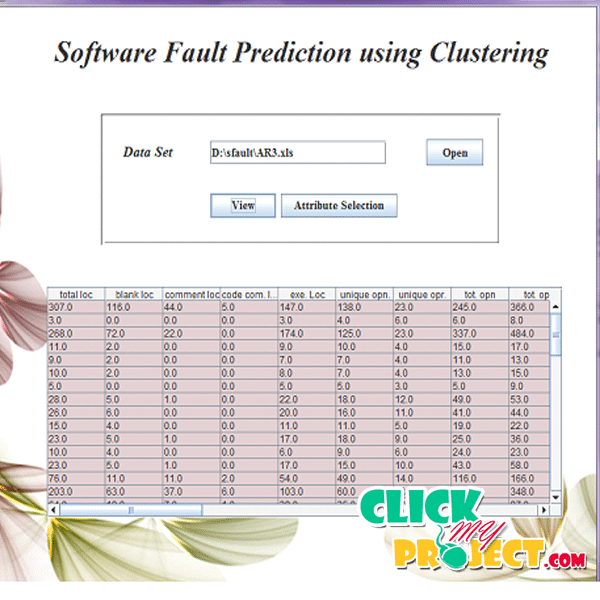 Software Fault Prediction Using Quad Tree-Based K-Means Clustering Algorithm