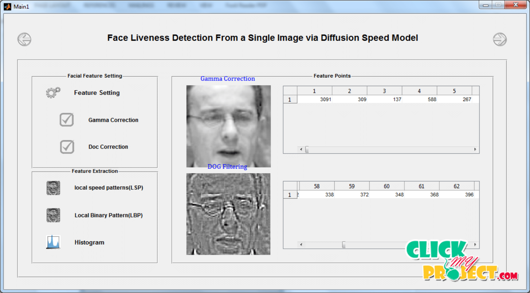 A New Human Identification Method: Sclera Recognition Algorithim 2