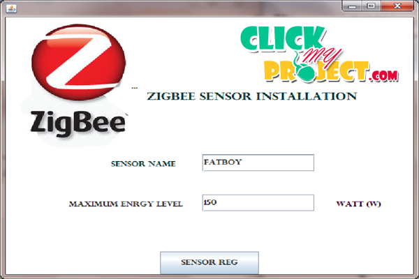 An Intelligent Self-Adjusting Sensor for Smart Home Services based on ZigBee Communications