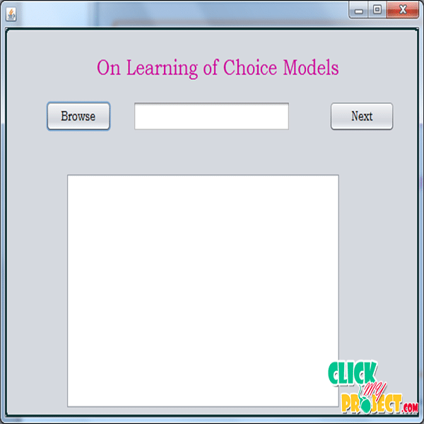On Learning of Choice Models with Interactive Attributes