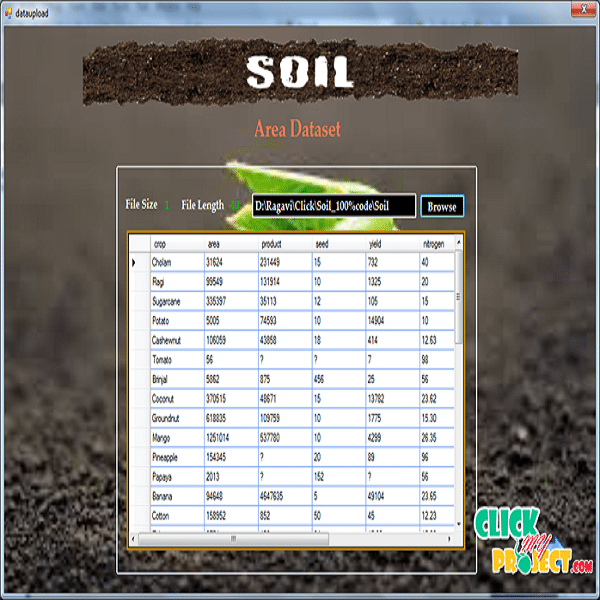 A Novel Data Mining Approach for Soil Classification - Click Image to Close