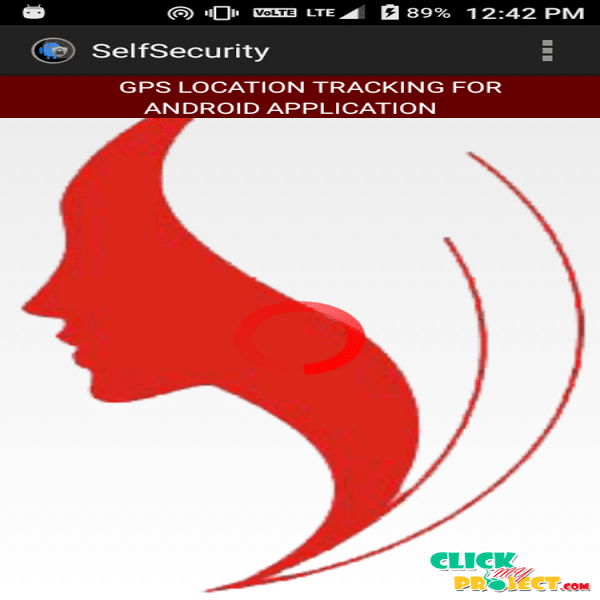 GPS LOCATION TRACKING FOR WOMEN WELFARE ANDROID APPLICATION