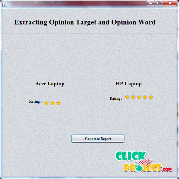Co-Extracting Opinion Targets and Opinion Words from Online Reviews Based on the Word Alignment Model