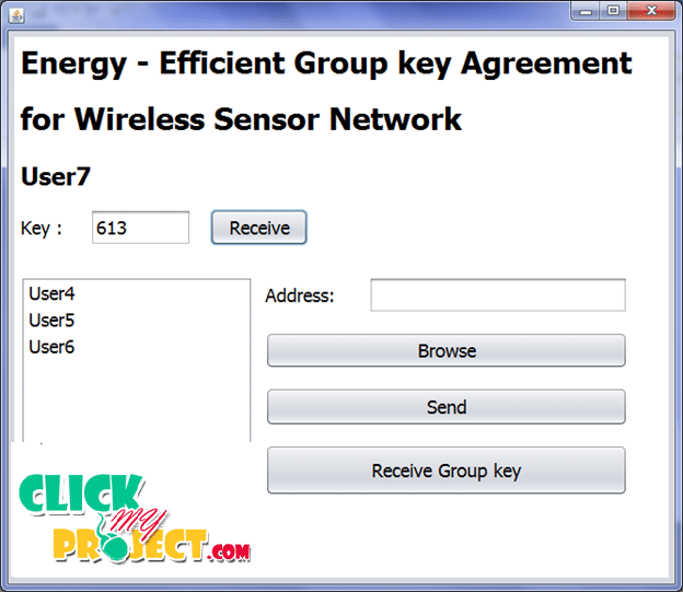 Energy-Efficient Group Key Agreement for Wireless Networks